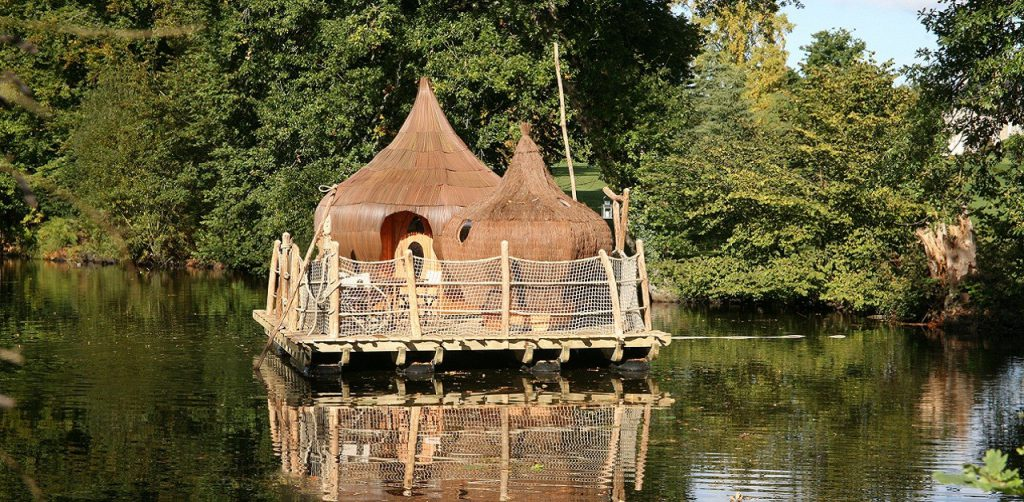 Travel: alternative holidays in houseboats and yurts