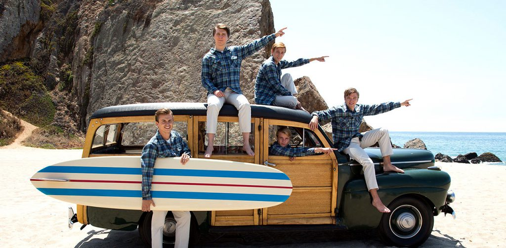 Love and Mercy, let's enjoy the summer in Beach Boys-style