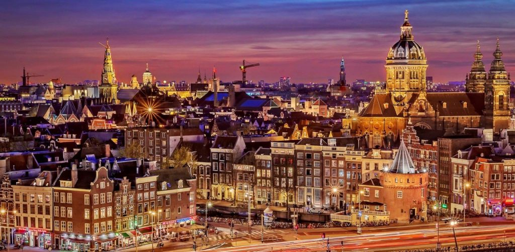 What to make of beautiful Amsterdam, (not the usual coffee shops and red light district)