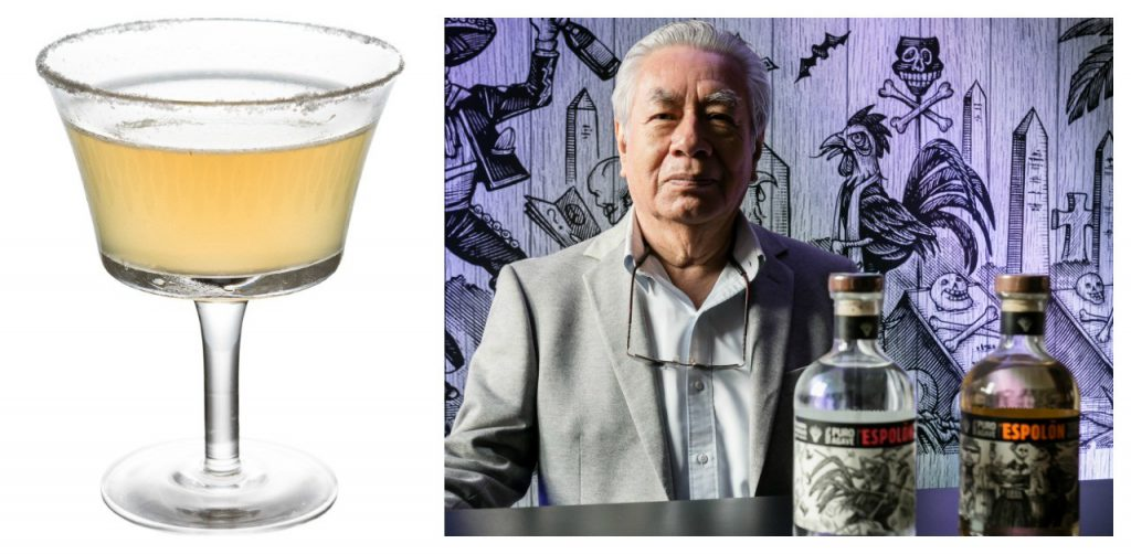 The recipe for three variants of Margarita made with Tequila Espolón