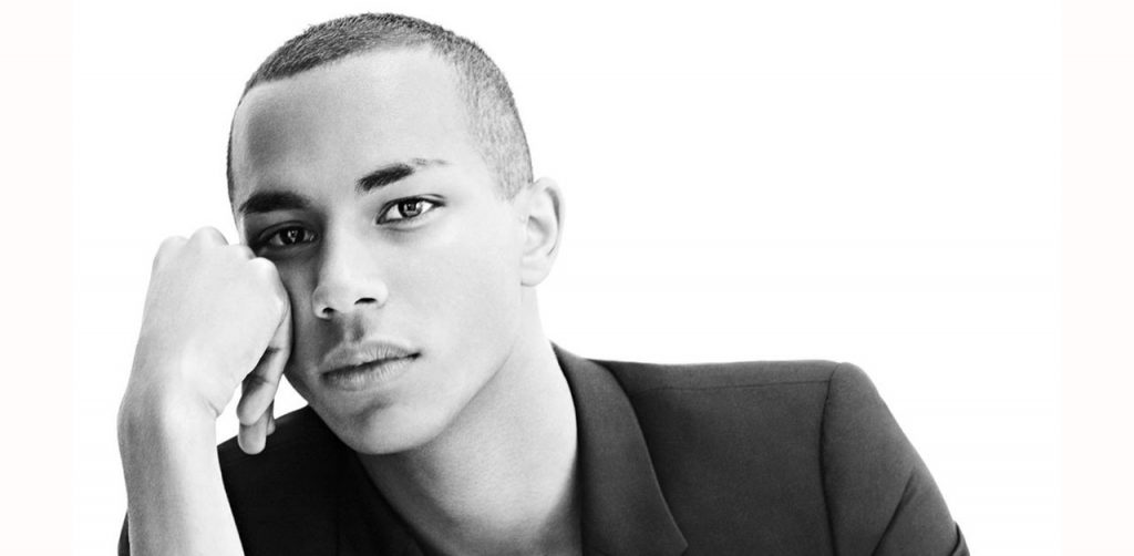 Who is Olivier Rousteing, the designer of the new limited edition collection of NikeLab