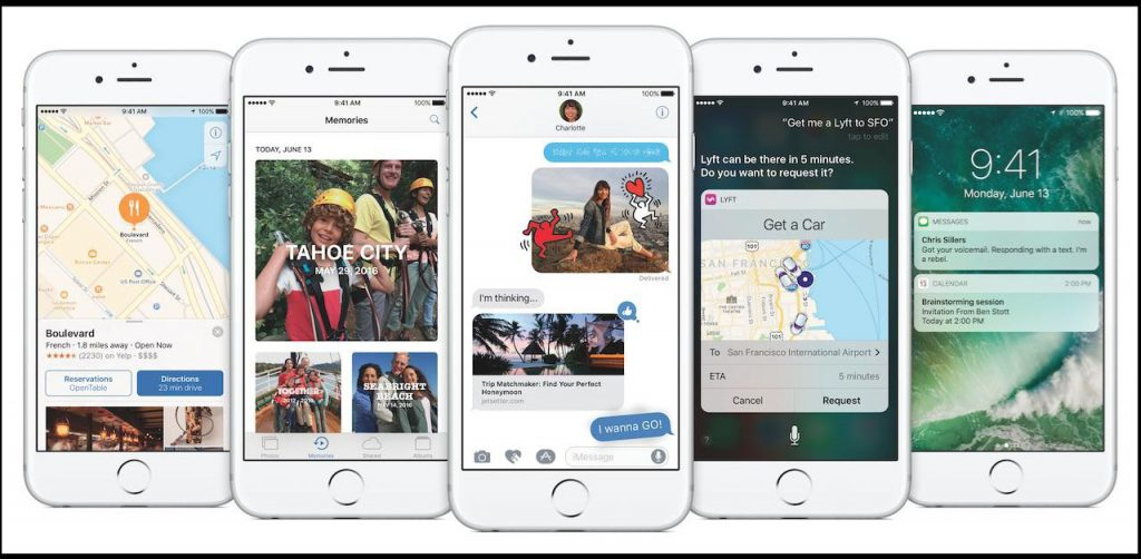 10 iPhone features that change with iOS 10