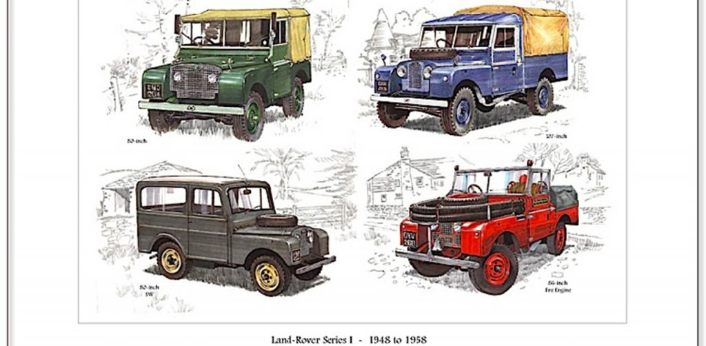 Icon, a book tells the story of Land Rover and Defender