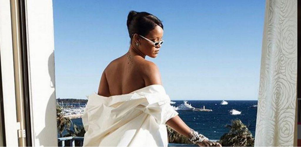 Cannes Film Festival 2017. Lady Rihanna vs badgalriri