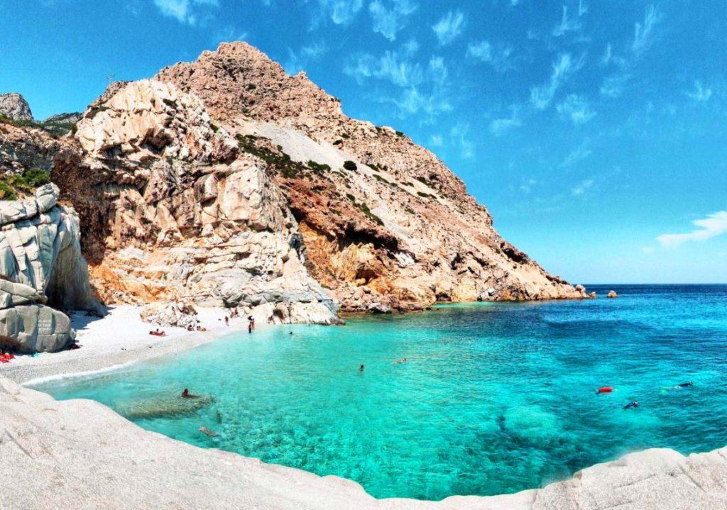 Greece, the pirate islands: Fourni, Icaria