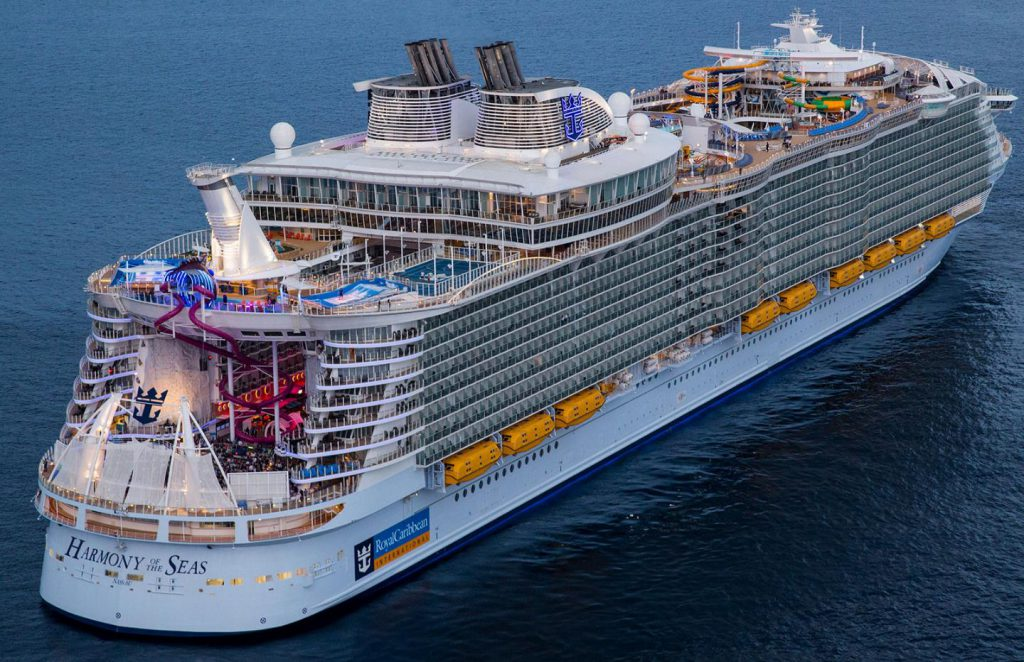 Royal Caribbean, new itineraries and technological innovations for the 2019-2020 season