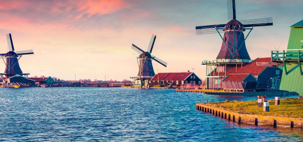 Windmills: these are the most beautiful in Europe