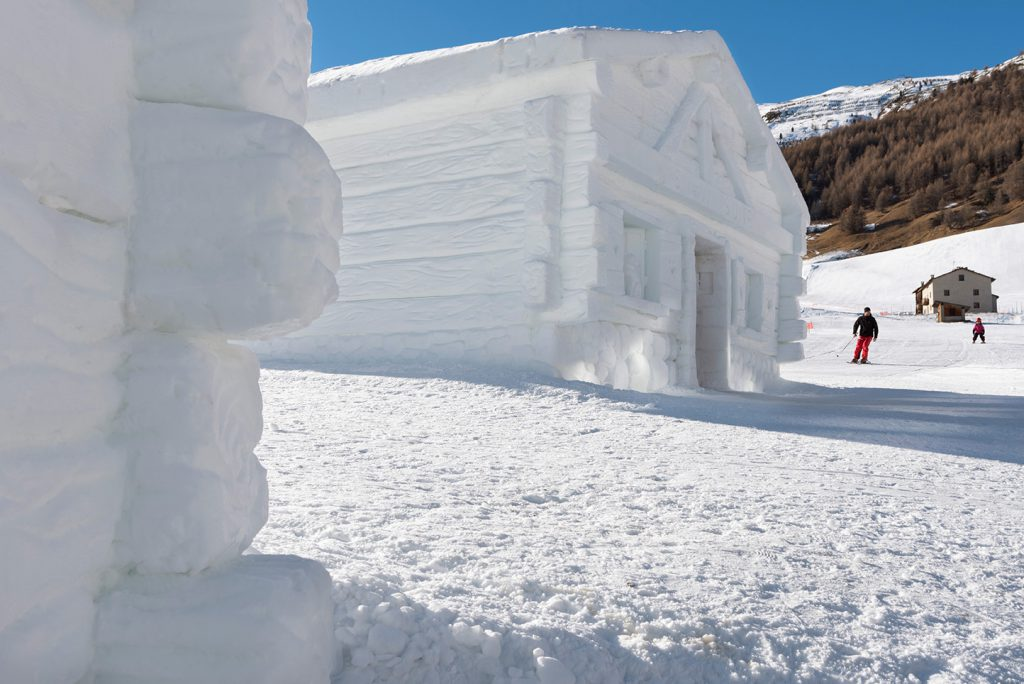 Livigno, vacation in the ice rooms: a thrill that pleases