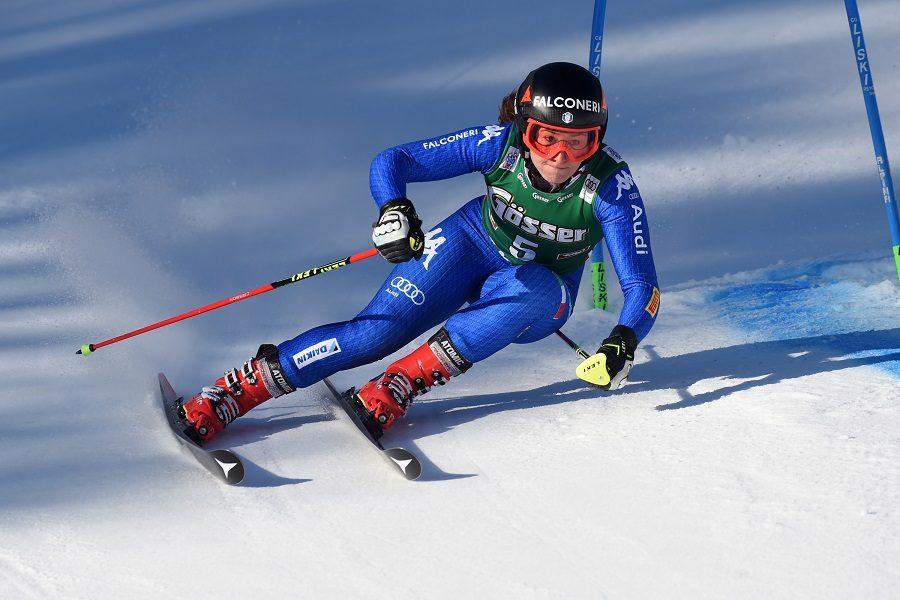 Alpine skiing, Sofia Goggia at the head of the World Cup descent!