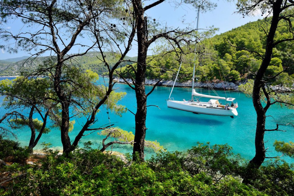 The most beautiful islands of Greece still unknown