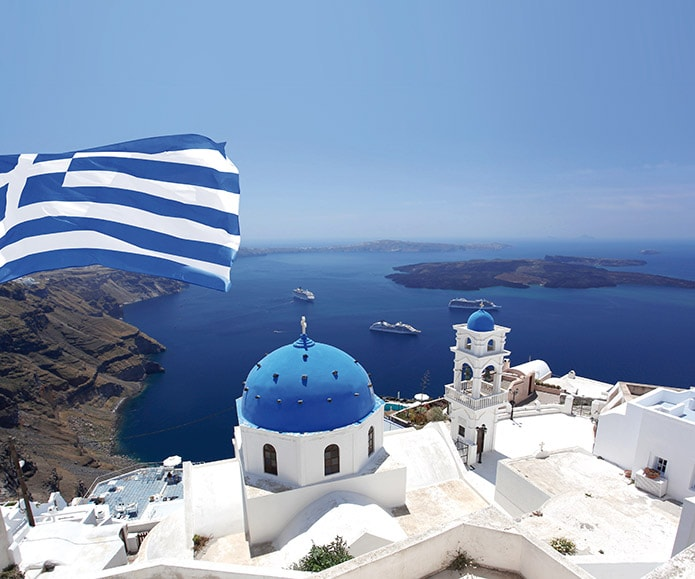 Santorini: the most beautiful island of the Aegean 10 reasons to visit one of the symbols of Greece
